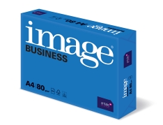 Image Business Office Paper A4 80gm Ream shot Left View